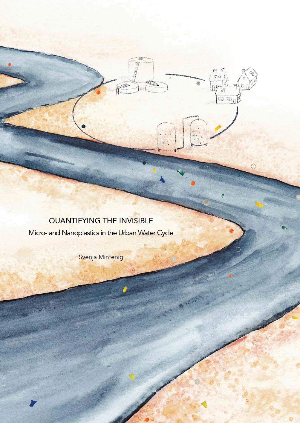 Front cover PhD thesis Svenja Mintenig by © Elma Hogeboom 2021